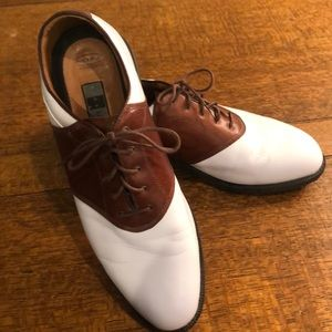 Nike Air comfort leather golf shoes Classic design